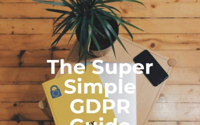 The Super Simple Guide to GDPR and Online Privacy Policies